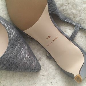 Cole Haan Shoes - Cole Haan strapping kitten heel